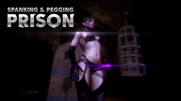 VR/3D Sex Game: Pegging Big Tits Mistress