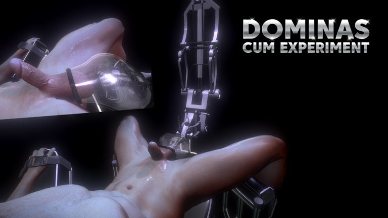 3D VR SISSY TRAINING POST ORGASM CUM AGAIN GAME